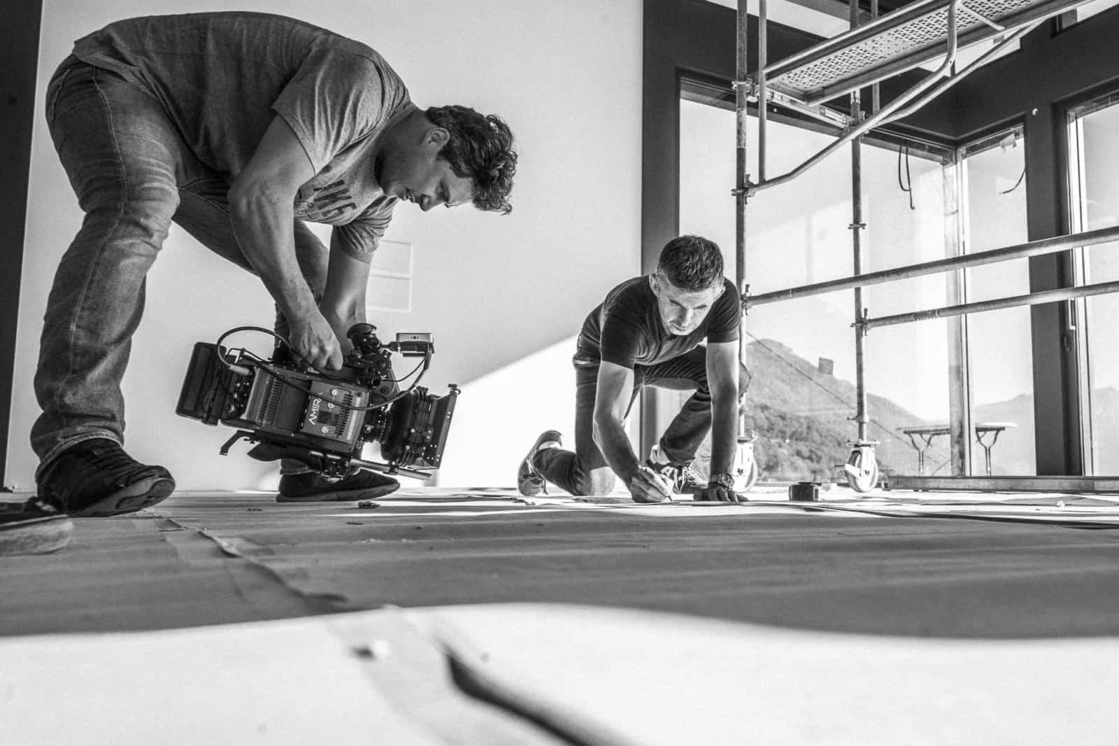 Film vidéo Audi - Maison d'architecte, villa contemporaine - Archidomo - Annecy Lyon Paris