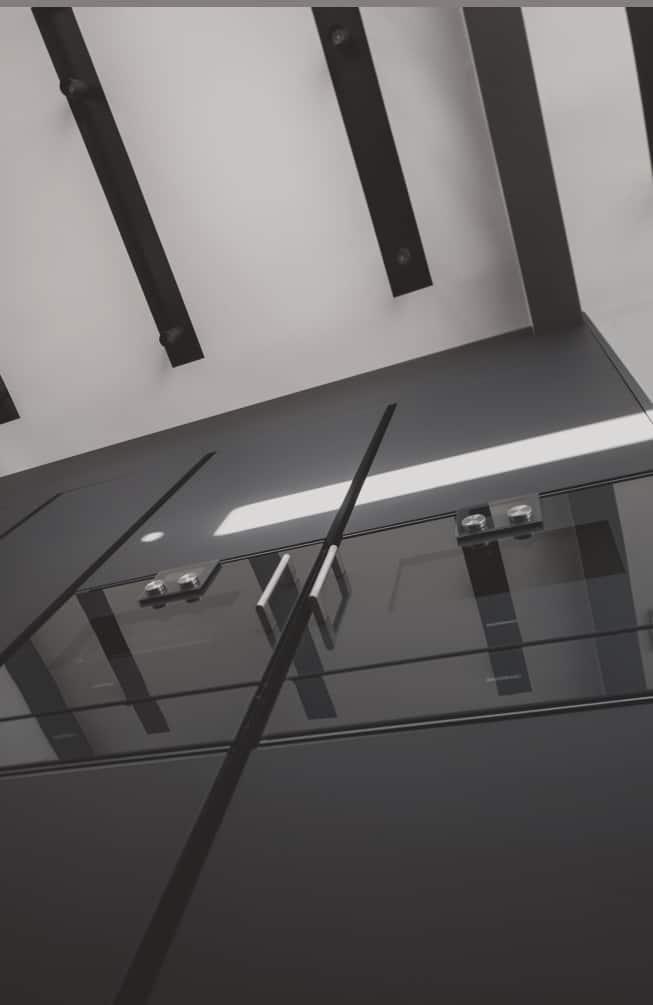 Cuisine haut de gamme Maison d'architecte, villa contemporaine - Archidomo - architecture Annecy Lyon Paris