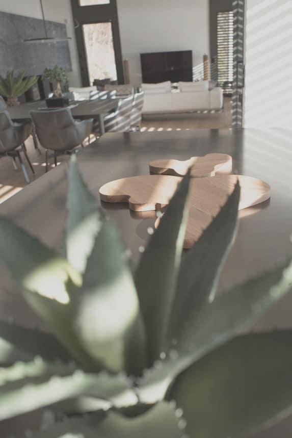 Cuisine - Maison d'architecte, villa contemporaine - Archidomo - architecture Annecy Lyon Paris