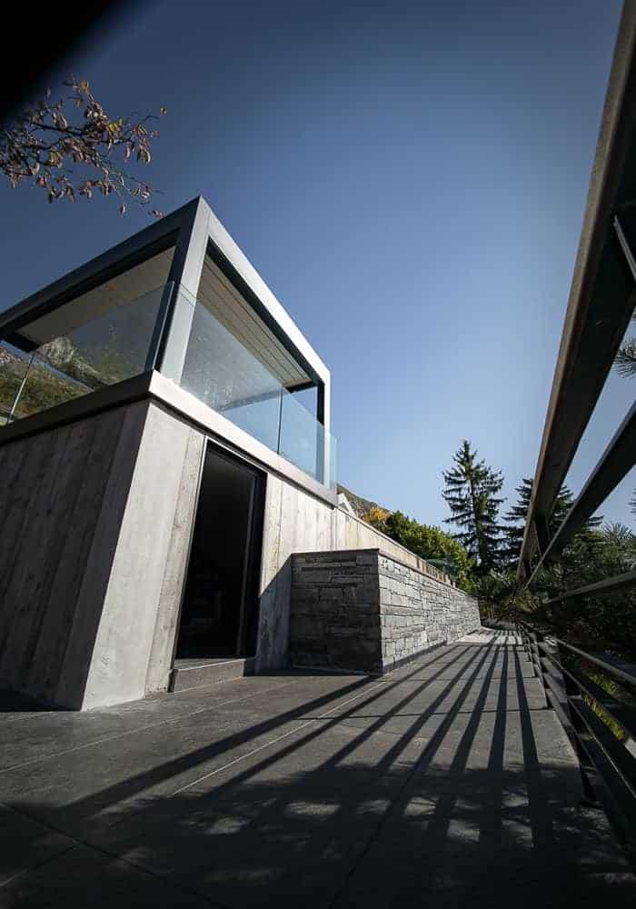 Maison d'architecte, villa contemporaine - Archidomo - Annecy Lyon Paris