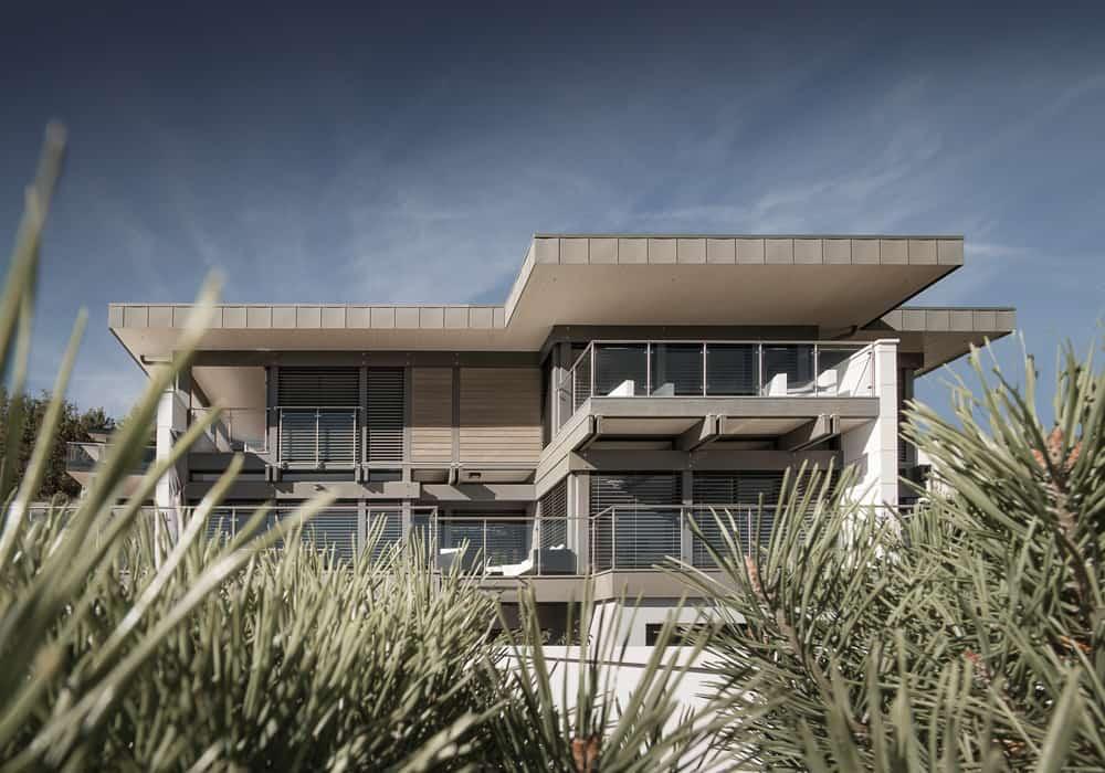 Maison contemporaine - Maison d'architecte, villa contemporaine - Archidomo - Annecy Lyon Paris