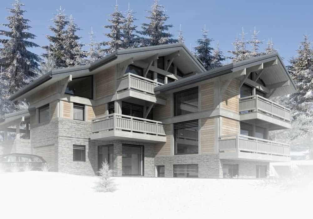 - Maison d'architecte, villa contemporaine - Archidomo - architecture Annecy Lyon Paris - Lac Sevrier, Veyrier du lac, Talloire, Menthon Saint Bernard