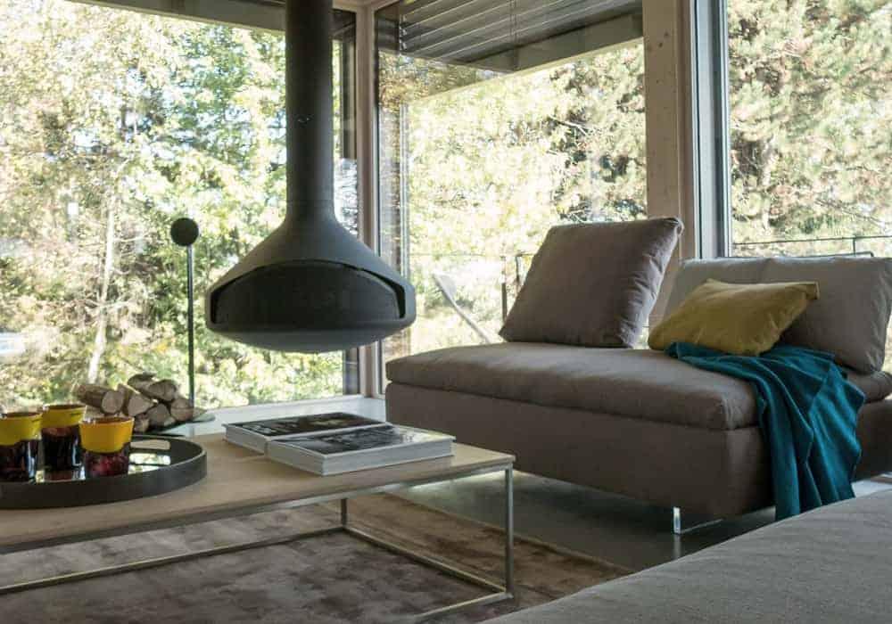 Villa dans les bois - Maison d'architecte, villa contemporaine - Archidomo