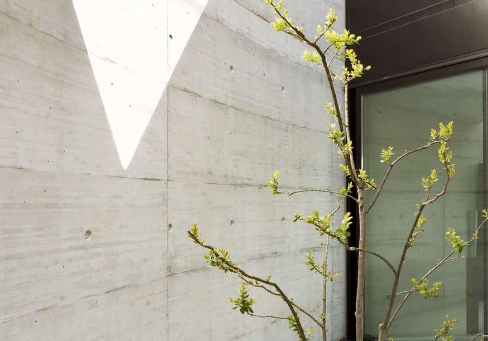 Mur Brut Béton - Maison d'architecte, villa contemporaine - Archidomo - Annecy Lyon Paris