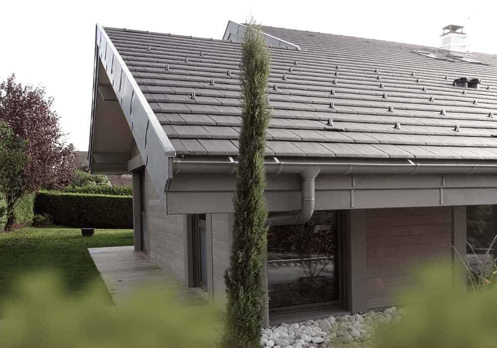 Rénovation Maison - Maison d'architecte, villa contemporaine - Archidomo - Annecy Lyon Paris