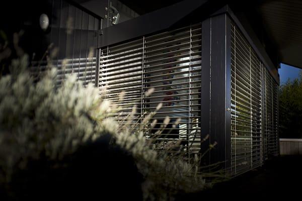 Baie vitrée Maison d'architecte, villa contemporaine - Archidomo