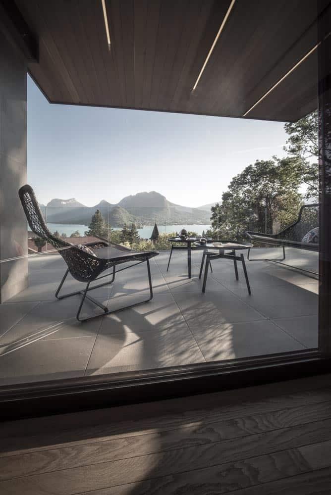 Kettal, Lac d'Annecy - Maison d'architecte, villa contemporaine - Archidomo