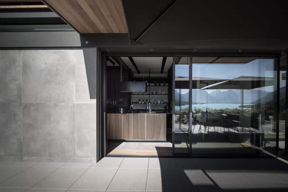 Boffi, gagueneau, Technal, Lac d'Annecy - Maison d'architecte, villa contemporaine - Archidomo