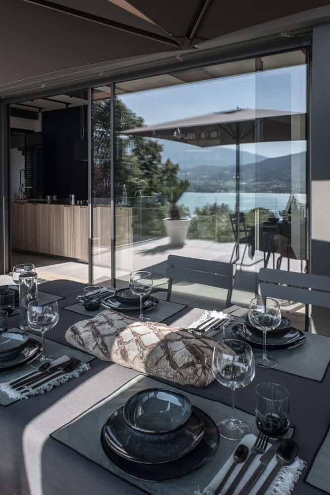 Boffi, Lac d'Annecy - Maison d'architecte, villa contemporaine - Archidomo