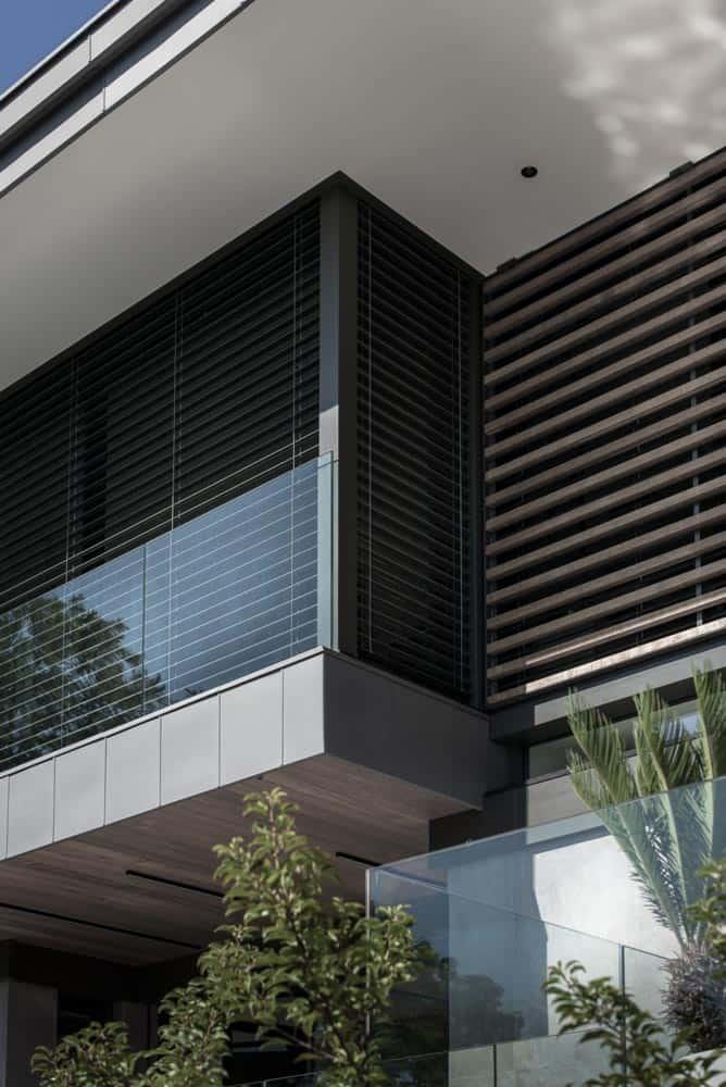 Détail Architecture, Lac d'Annecy - Maison d'architecte, villa contemporaine - Archidomo