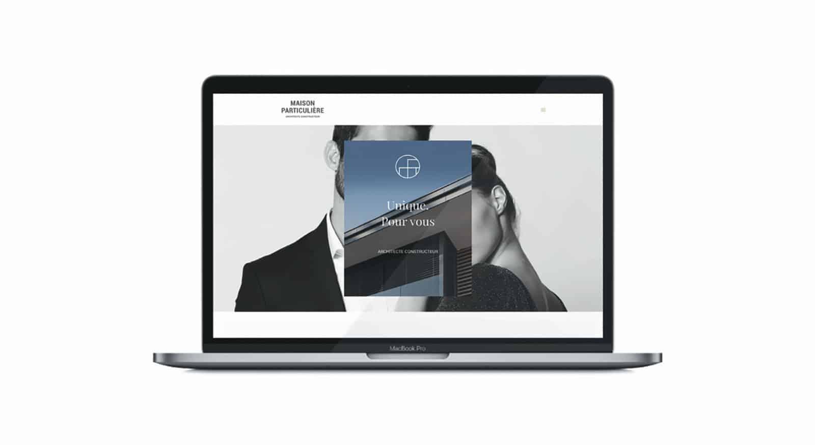 Nouveau site internet constructeur, Lac d'Annecy - Maison, villa contemporaine - Maison Particulière Archidomo