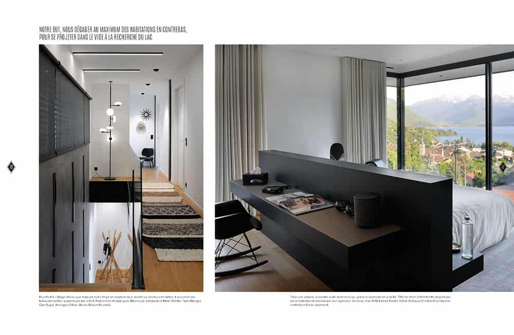 Domodeco article archidomo villa akila, Annecy Talloires - n95 p7