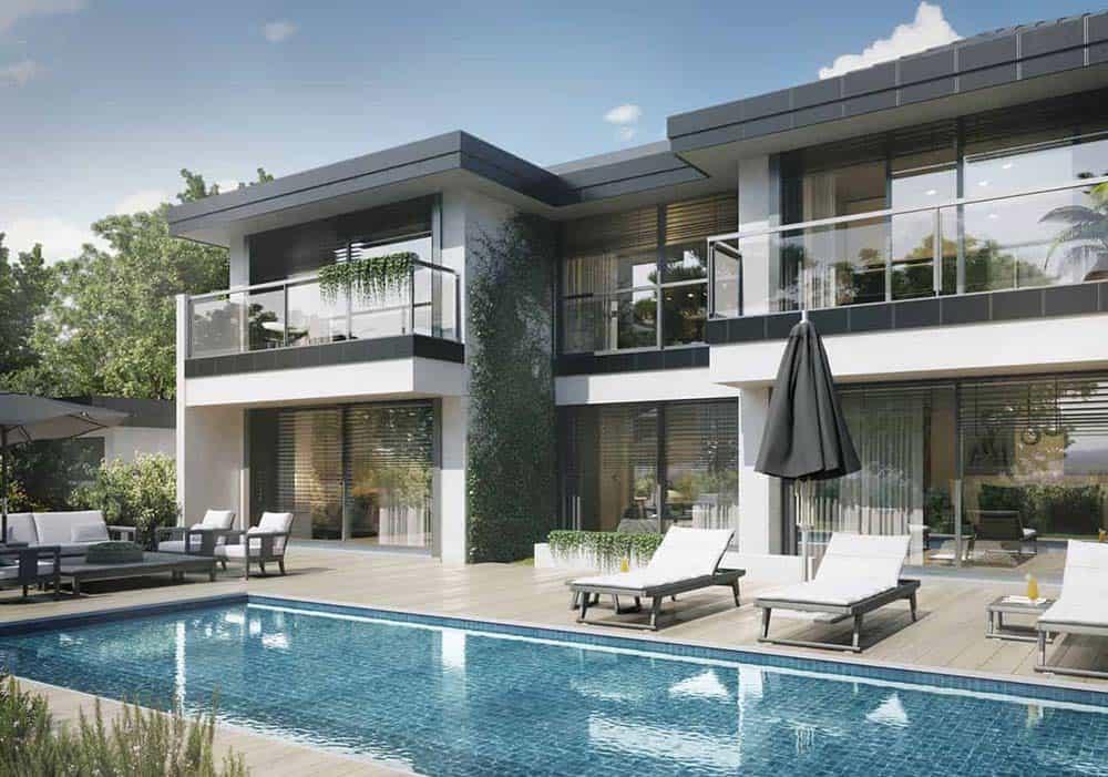 Maison Particulière, architecte constructeur Annecy - villa contemporaine 6